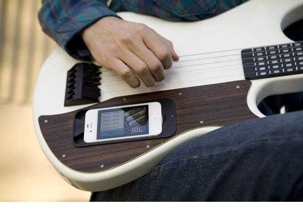 gTar, una startup sviluppa la chitarra che possono suonare tutti
