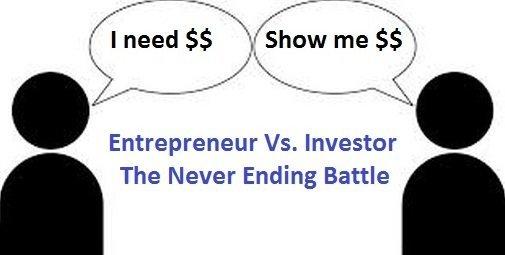 startup VS investor - startup-news