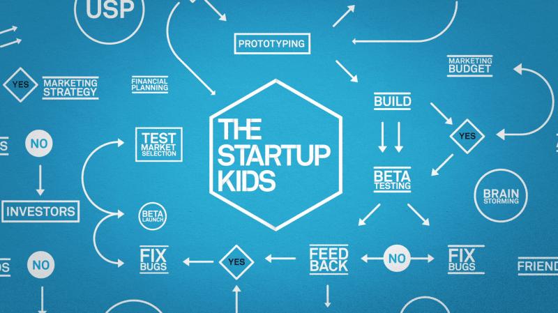 The Startup Kids: storie di giovani imprenditori americani