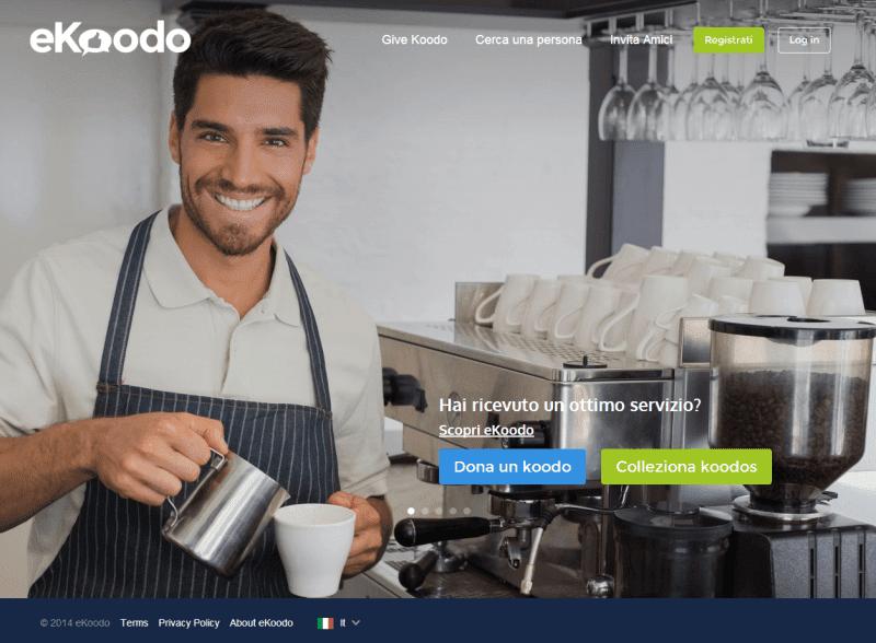 La vera vita di due startupper in Italia: eKoodo
