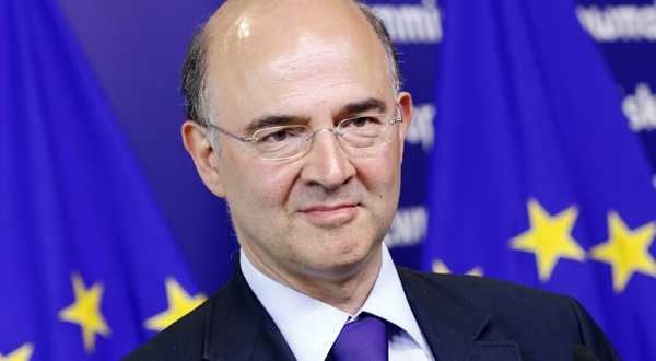 Pierre Moscovici, Commissioner for Economic and Financial Affairs, Taxation and Customs.