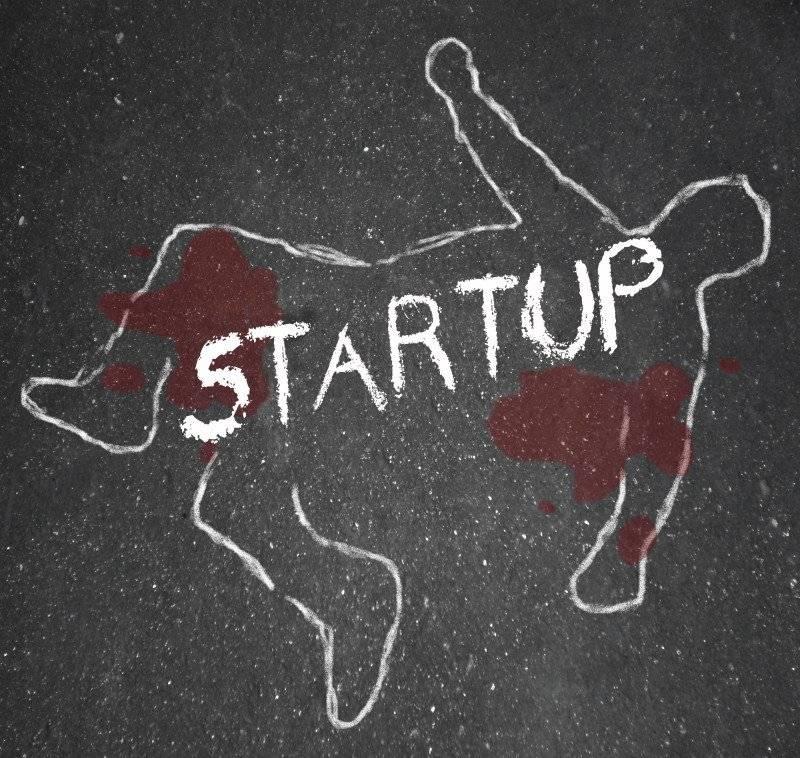 18 errori che uccidono le startup (infografica)