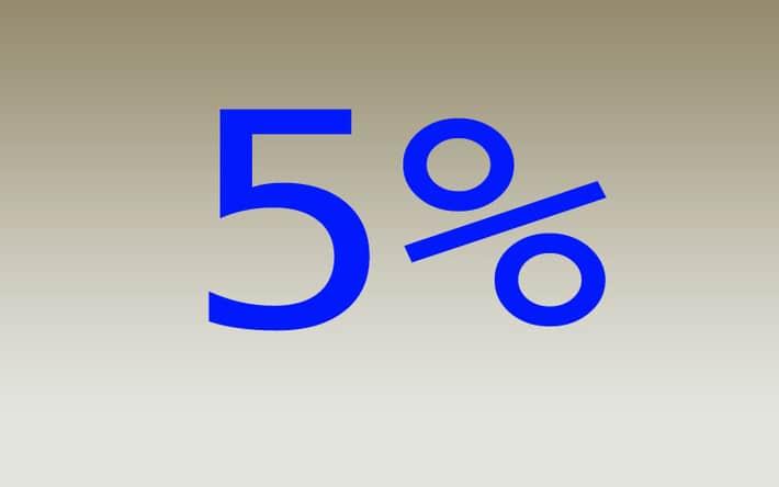 Regime dei minimi al 5%: scelta possibile per tutti