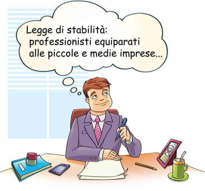 Legge di stabilità, fondi europei per i professionisti