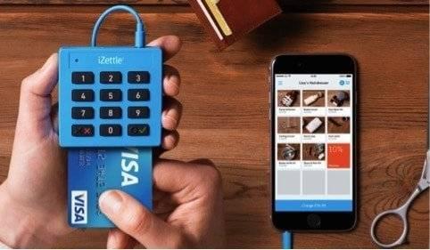 iZettle, la startup dei pagamenti mobili
