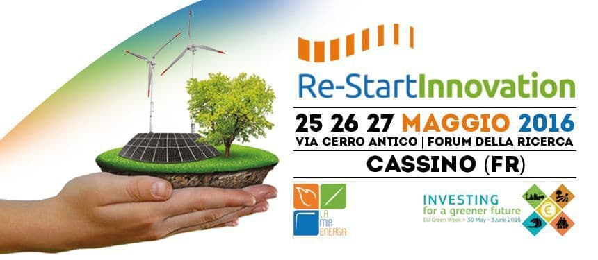 Re-start Innovation, appuntamento a Cassino
