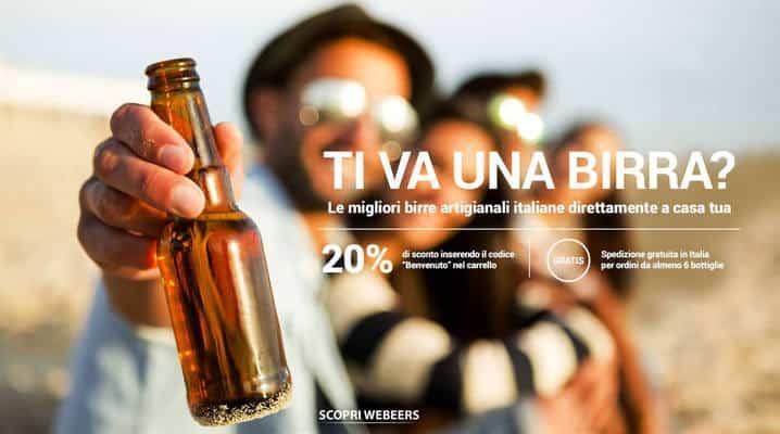 Gruppo Editoriale Domus entra nella startup WeBeers