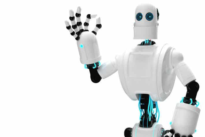 Intel Real Sense, i robot adesso ci vedono benissimo!