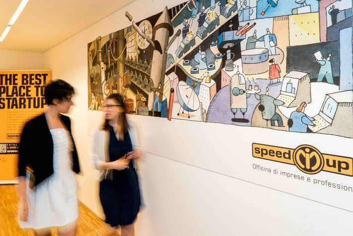 Speed MI Up cerca idee innovative