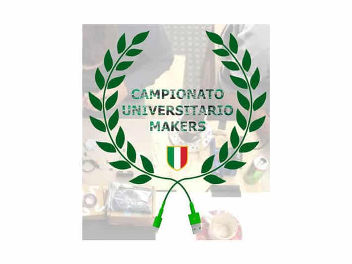 È iniziato il Campionato Universitario Makers