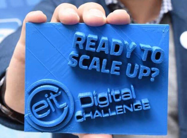 EIT Digital Challenge 2018