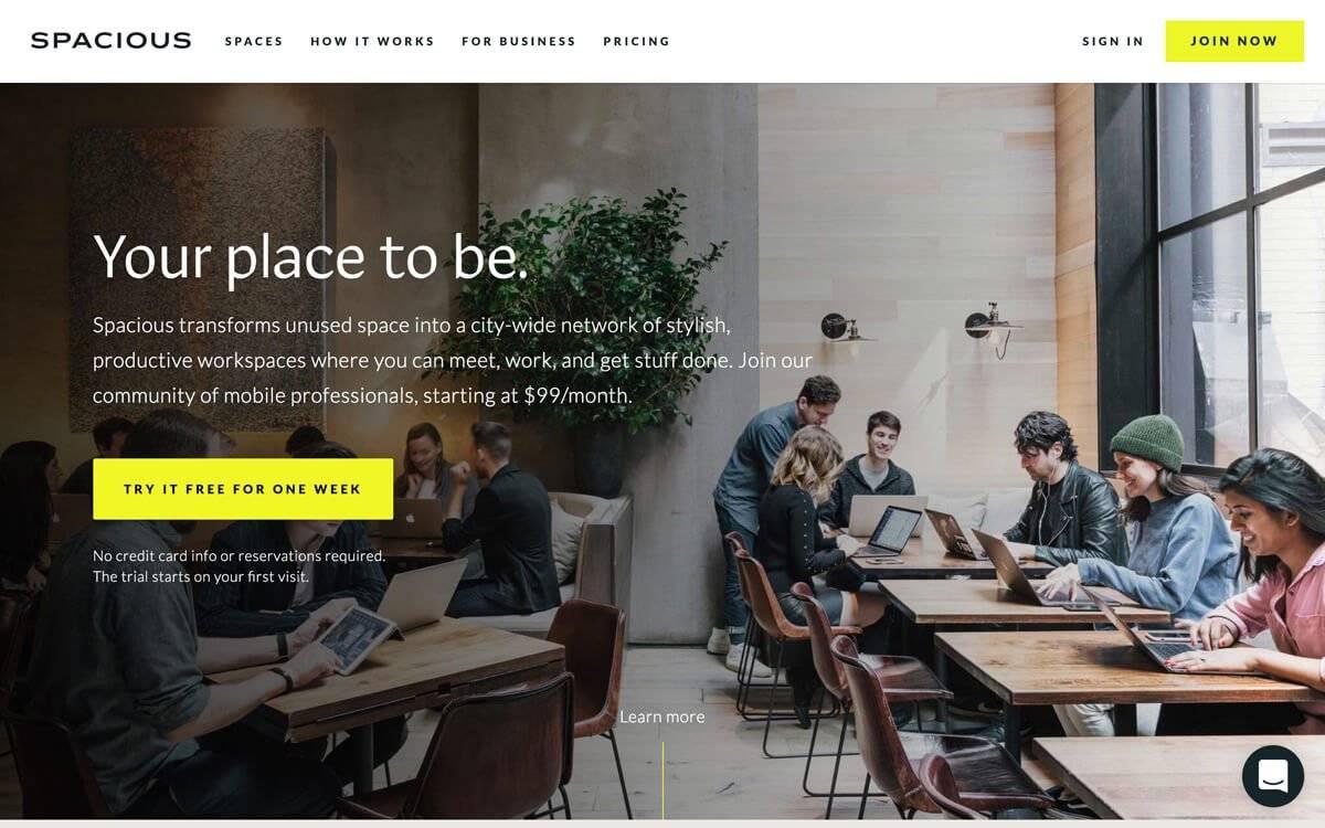 Coworking? Negli USA sempre più persone usano i ristoranti per lavorare