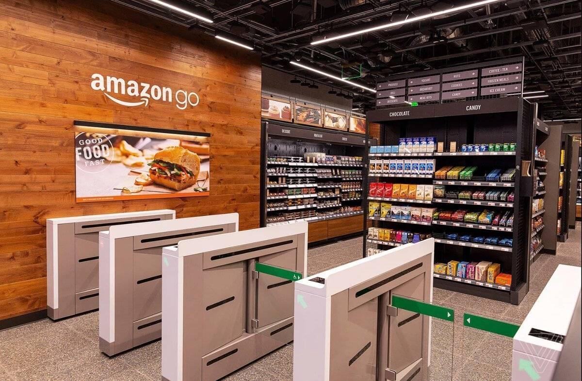 Apre negli USA il terzo negozio Amazon senza casse e cassieri