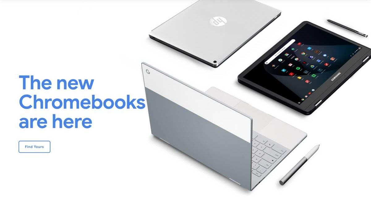 Rivoluzione Chrome OS: potranno venire installate le app Linux e Android