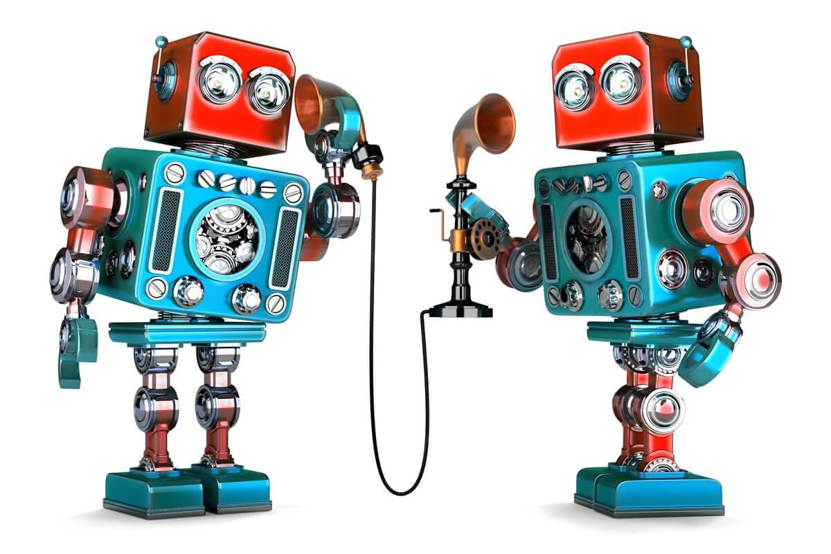 iCube: e i Robot parlano italiano