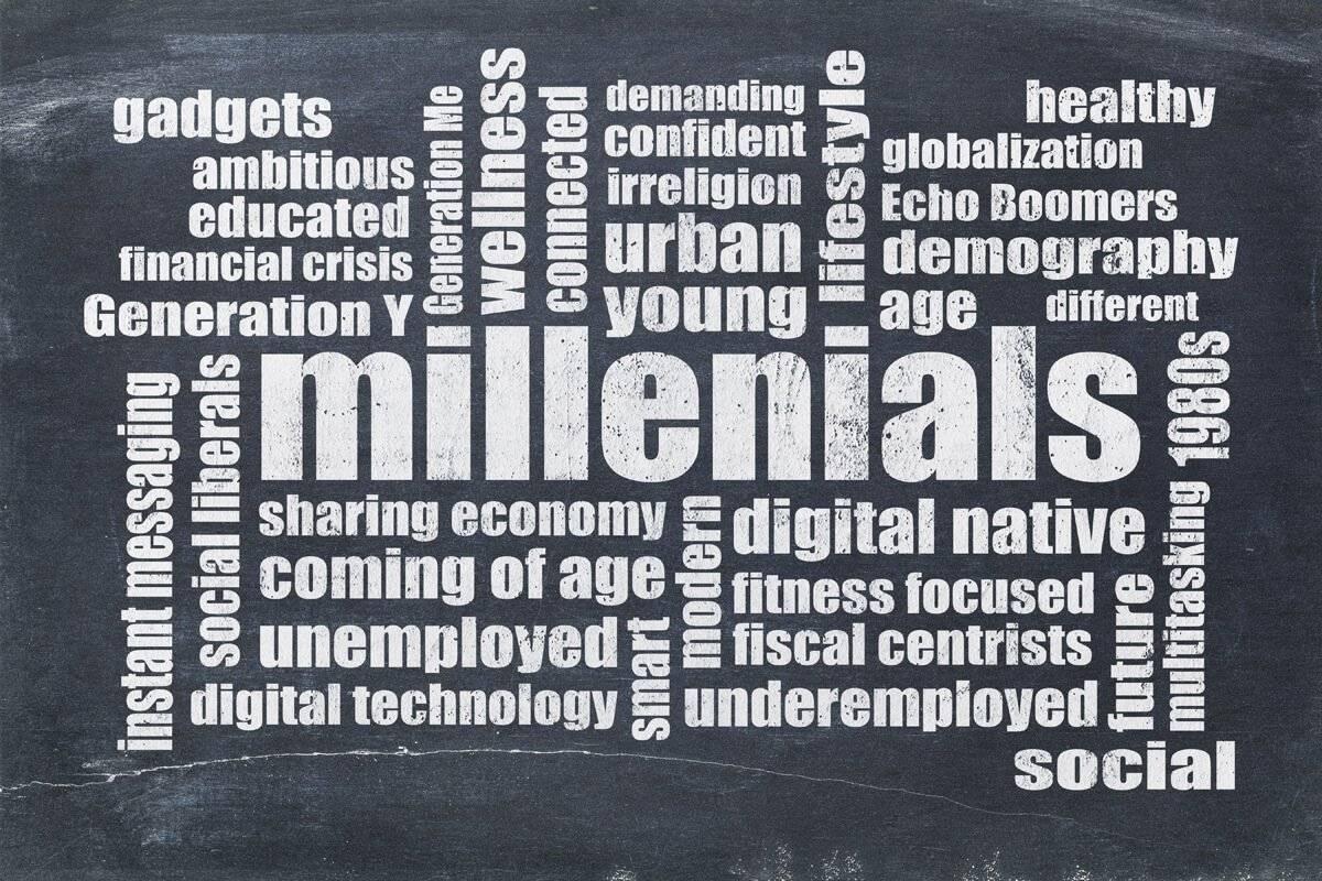 Il 75% dei Millennials preferisce lavorare fuori dall'ufficio
