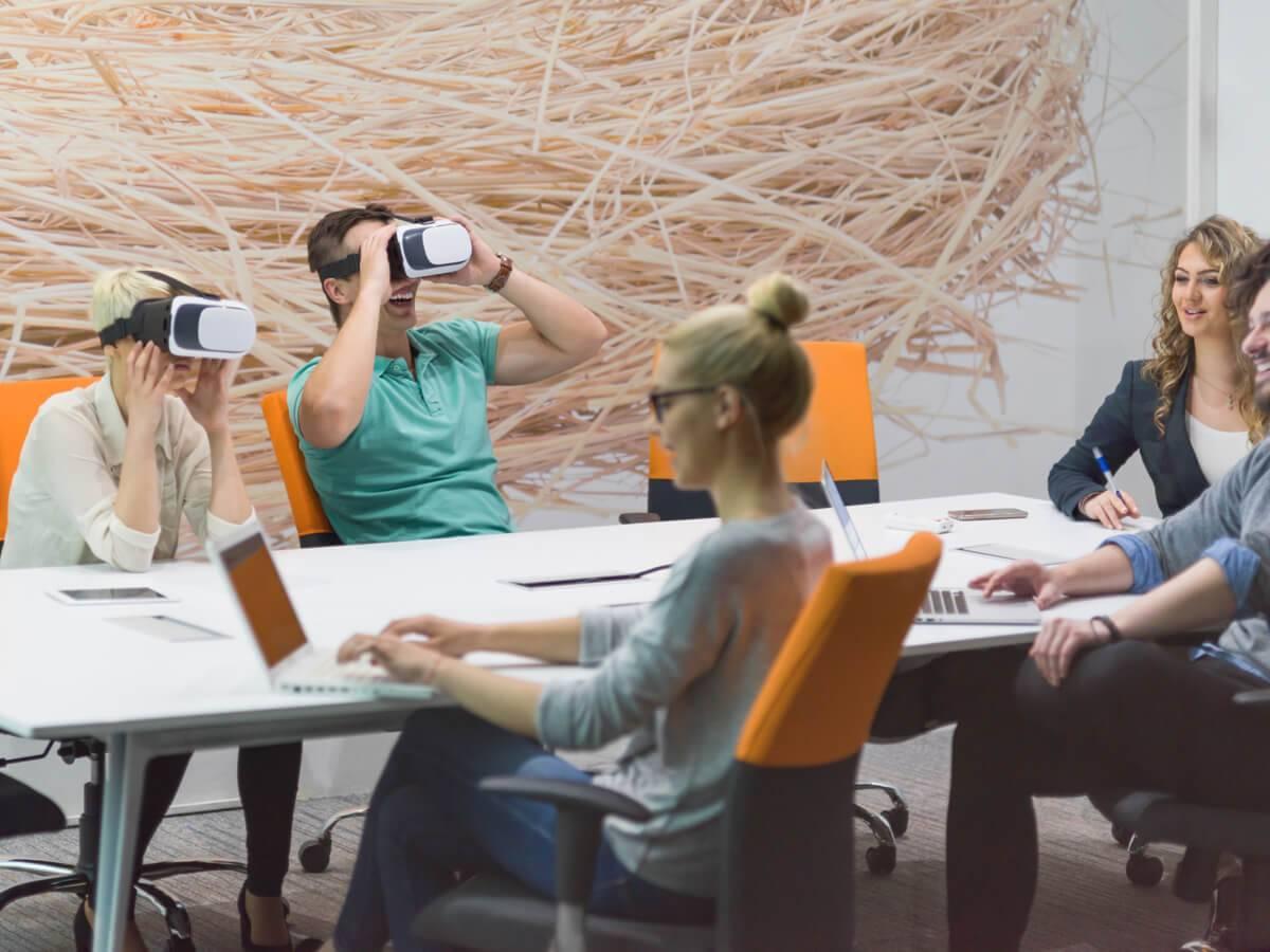 La realtà virtuale immersiva rende il cibo più saporito