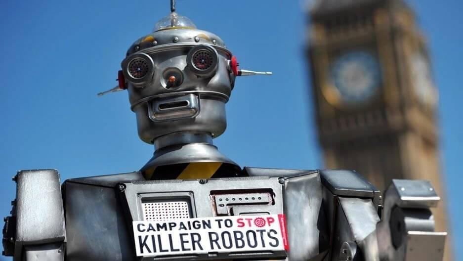 Chi può fermare i killer robot?