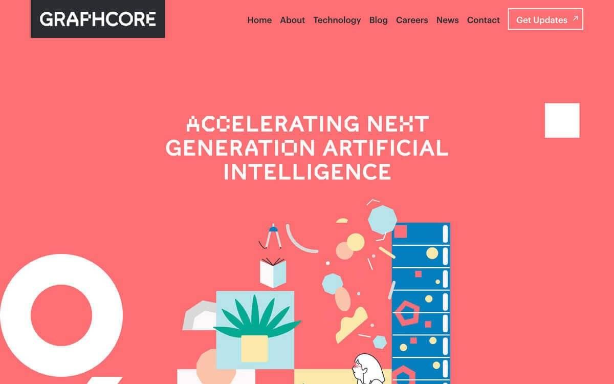Graphcore, la startup dei semiconduttori per AI valutata 2 miliardi di $