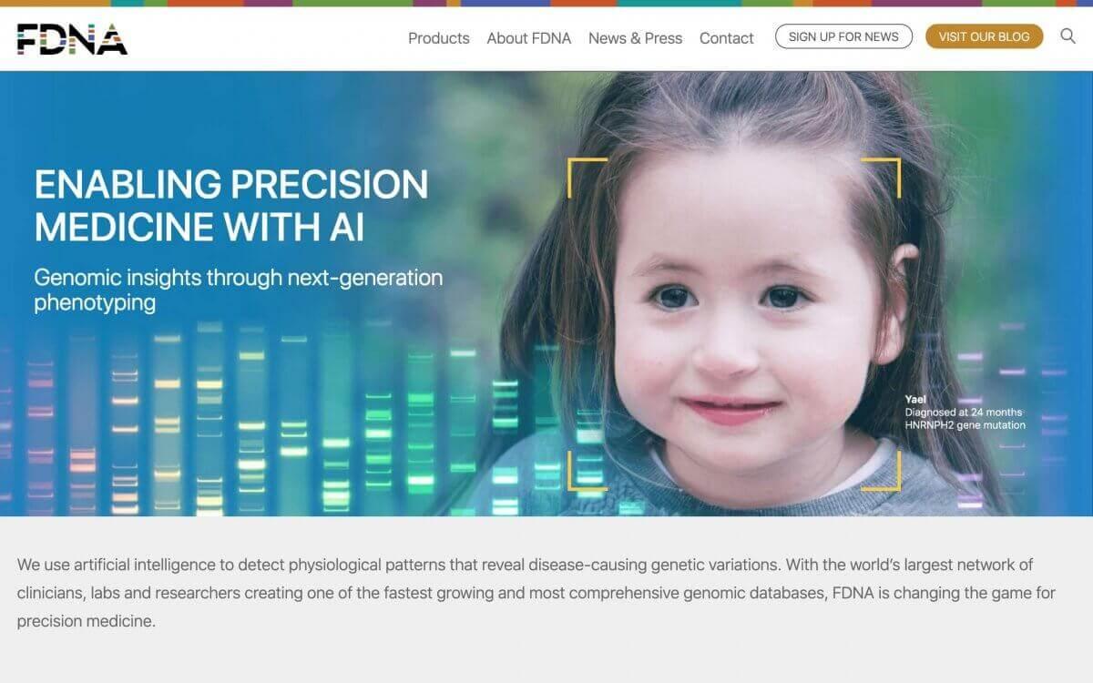 I software di riconoscimento facciale verranno usati per diagnosticare le malattie