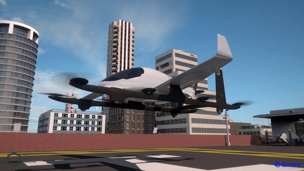 Boeing sperimenta il primo aerotaxi elettrico a guida autonoma