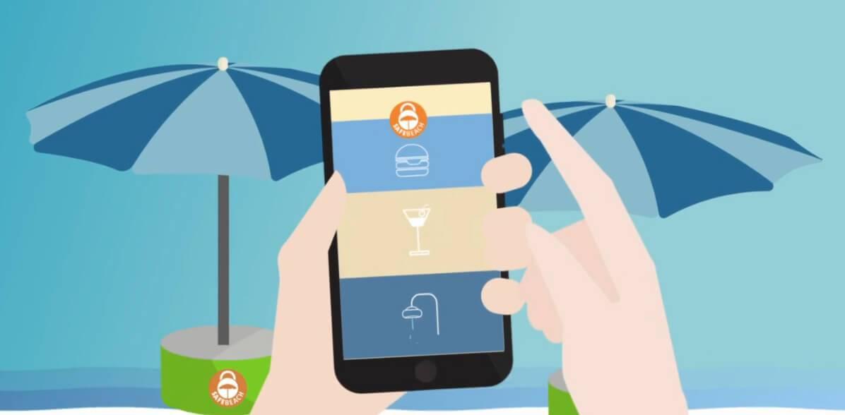 Safesolution, la startup che ha realizzato la cassaforte da ombrellone, cerca investitori