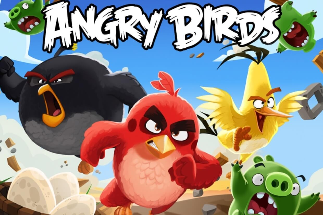 Angry Birds e altre 17000 app  Android ci spiano!