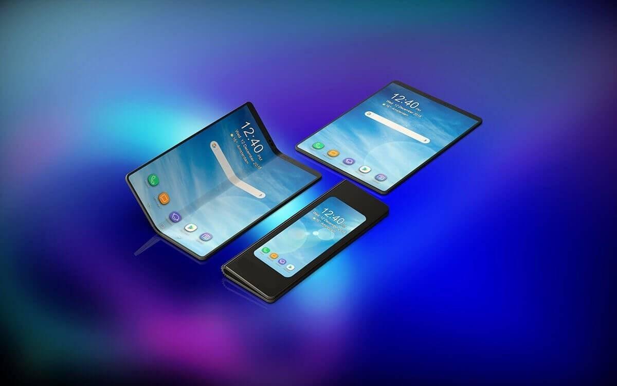 Costerà 2000 euro Galaxy Fold, lo smartphone pieghevole di Samsung