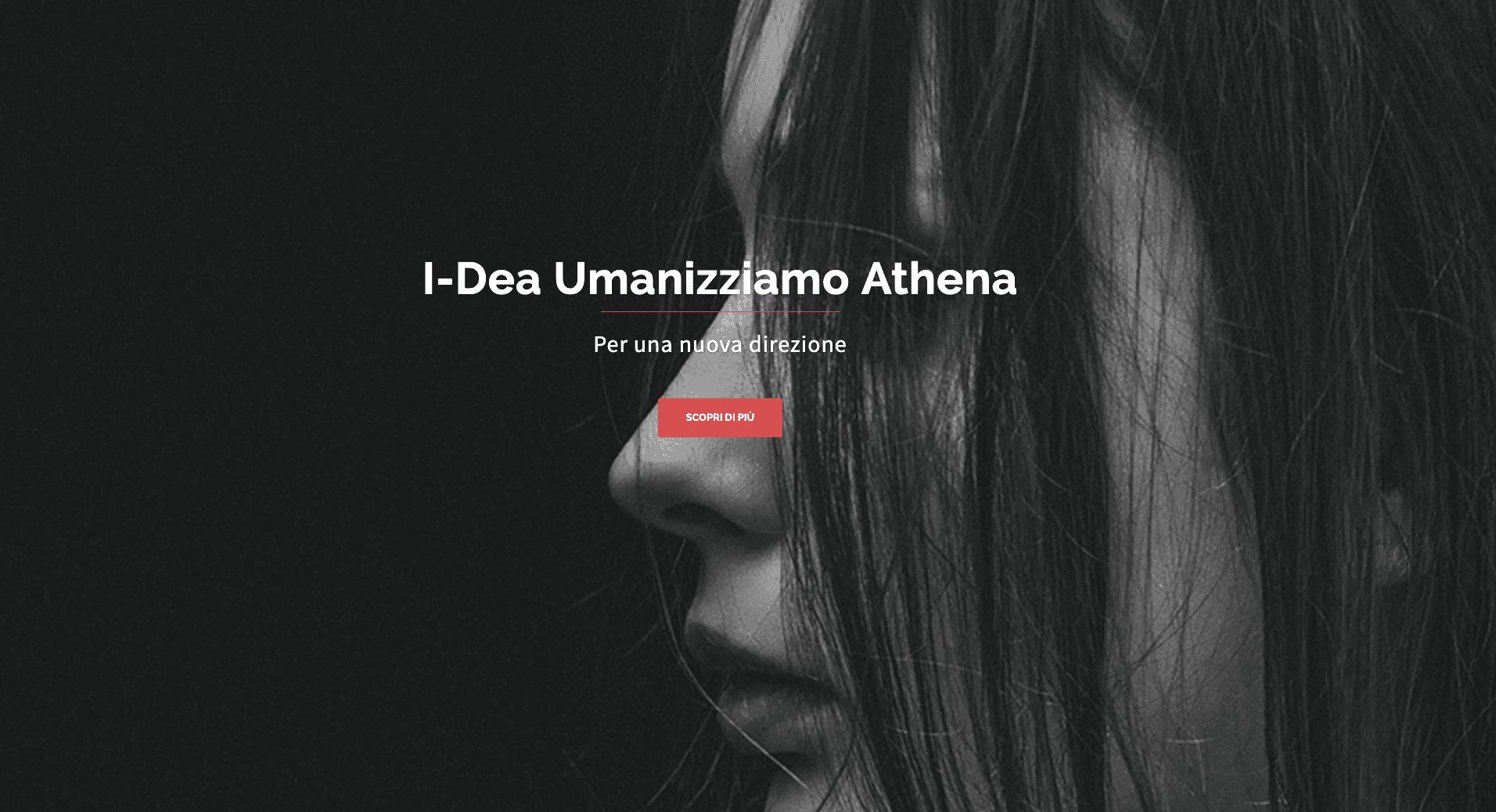 Appuntamento al femminile con Il gruppo I-DEA, Umanizziamo Athena