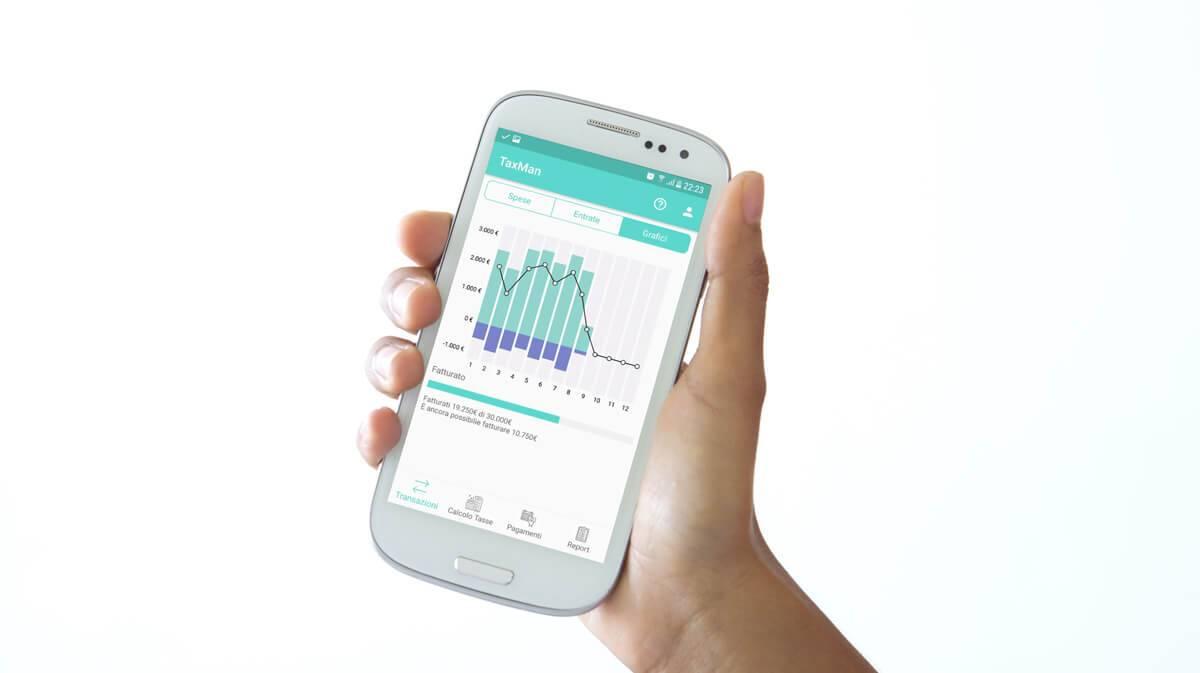 Commercialista addio! Arriva TaxMan l'app che gestisce la contabilità per le partite Iva