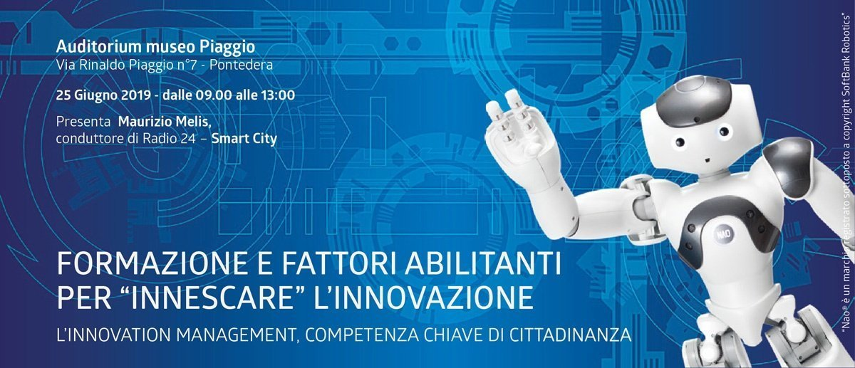 Innescare l'innovazione con i massimi esperti italiani all'Innovation Management
