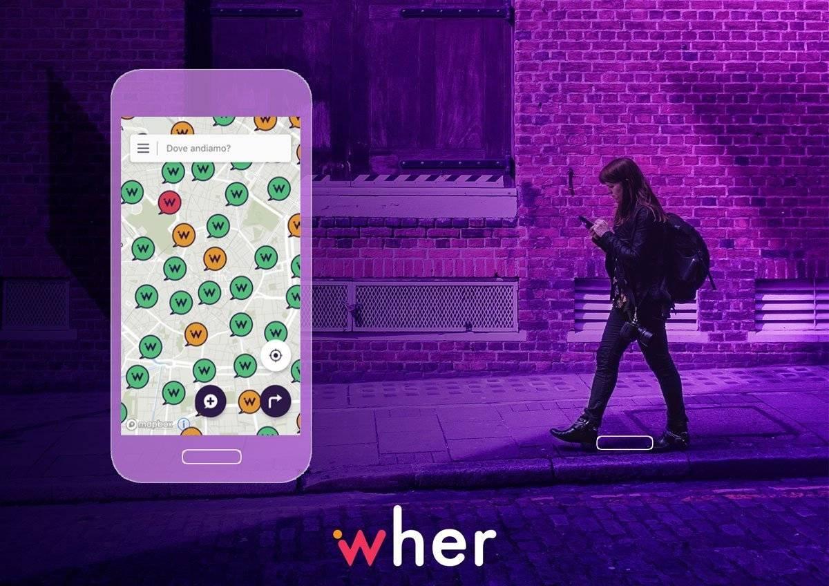 W.HER, la startup per le donne e la loro mobilità