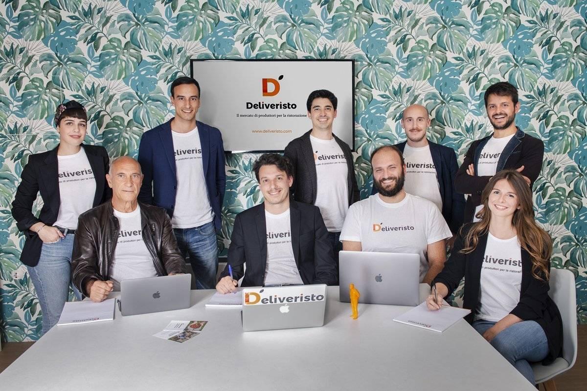 Deliveristo si porta a casa 630mila euro, dopo i 120mila in pre-seed dello scorso anno