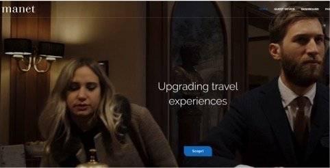 Manet, il nuovo modo per gli hotel per gestire i clienti