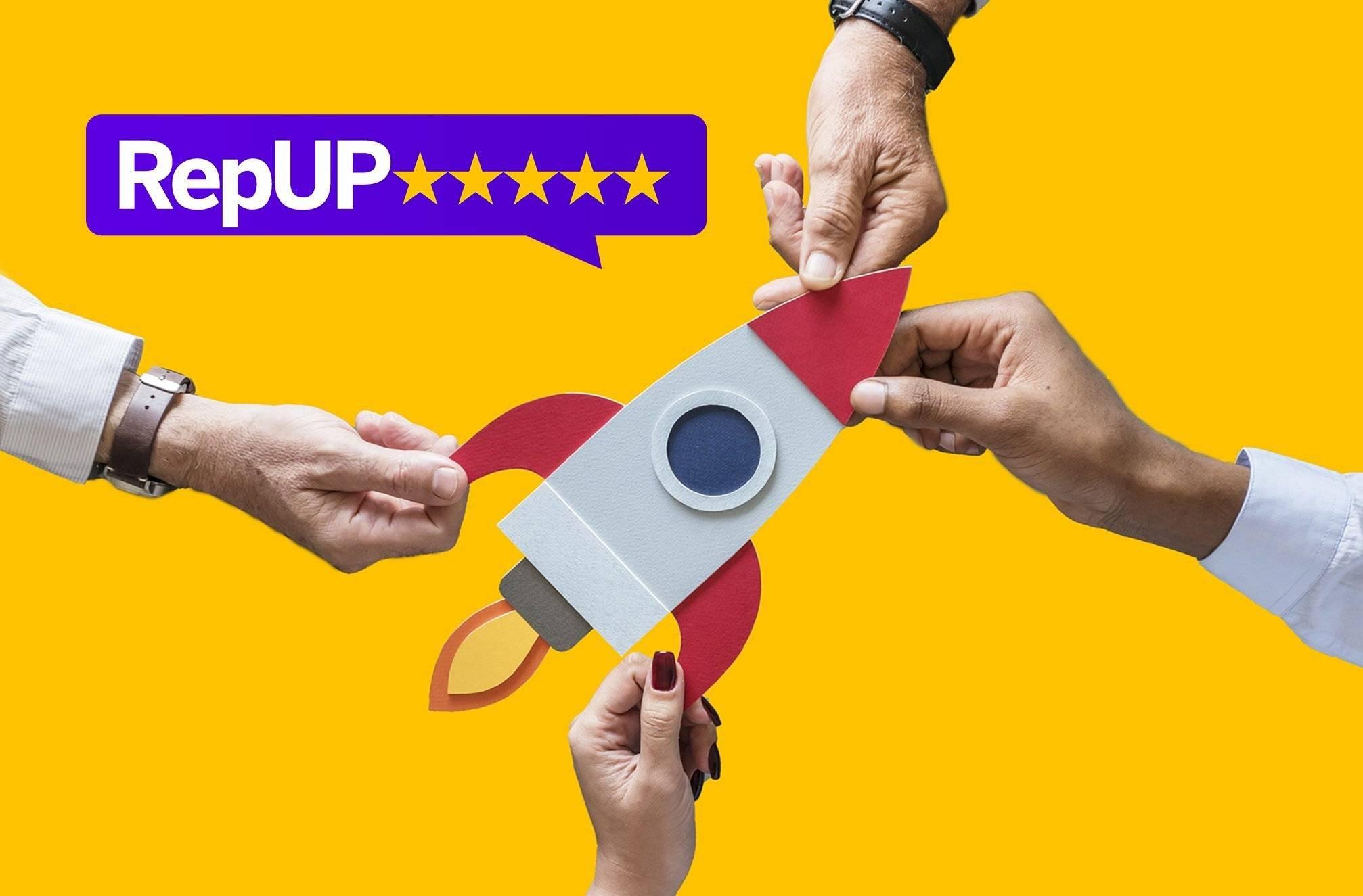 Crowdfunding: RepUP va in overfunding in pochi giorni!