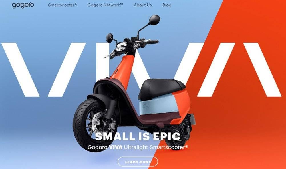Gogoro, la startup degli scooter elettrici