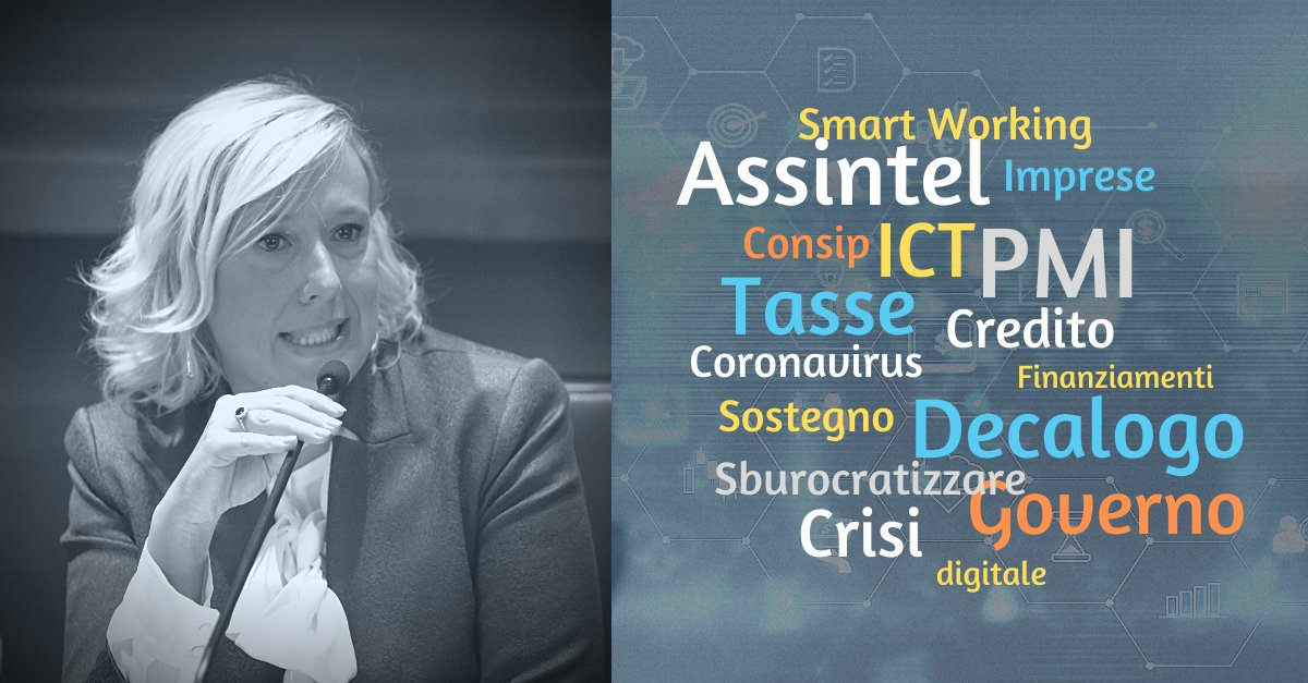 Assintel al Governo: ICT è asset per la ricostruzione, ma le imprese sono in sofferenza, servono azioni rapide. Ecco 10 proposte