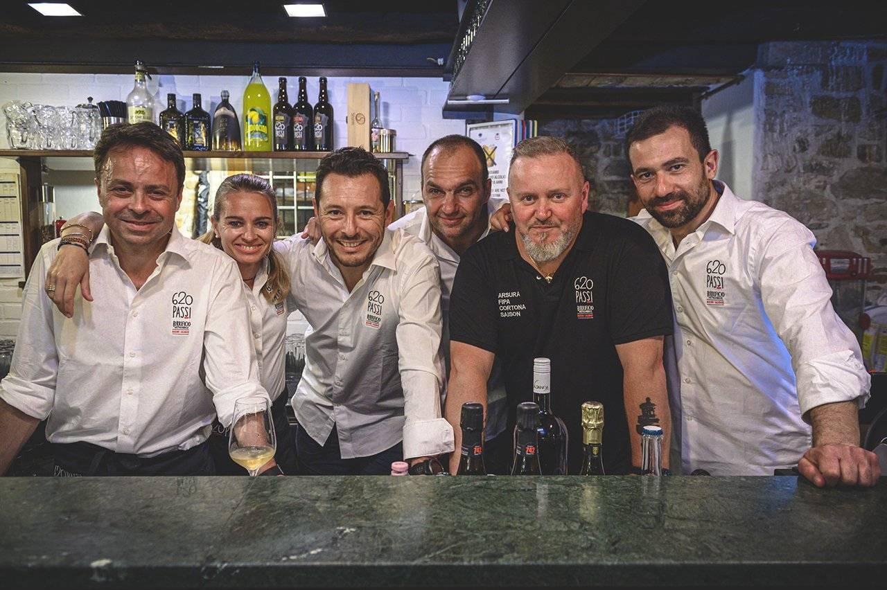 Luppolo e crowdfunding. Birrificio 620PASSI chiama a raccolta i beerlovers d'Italia