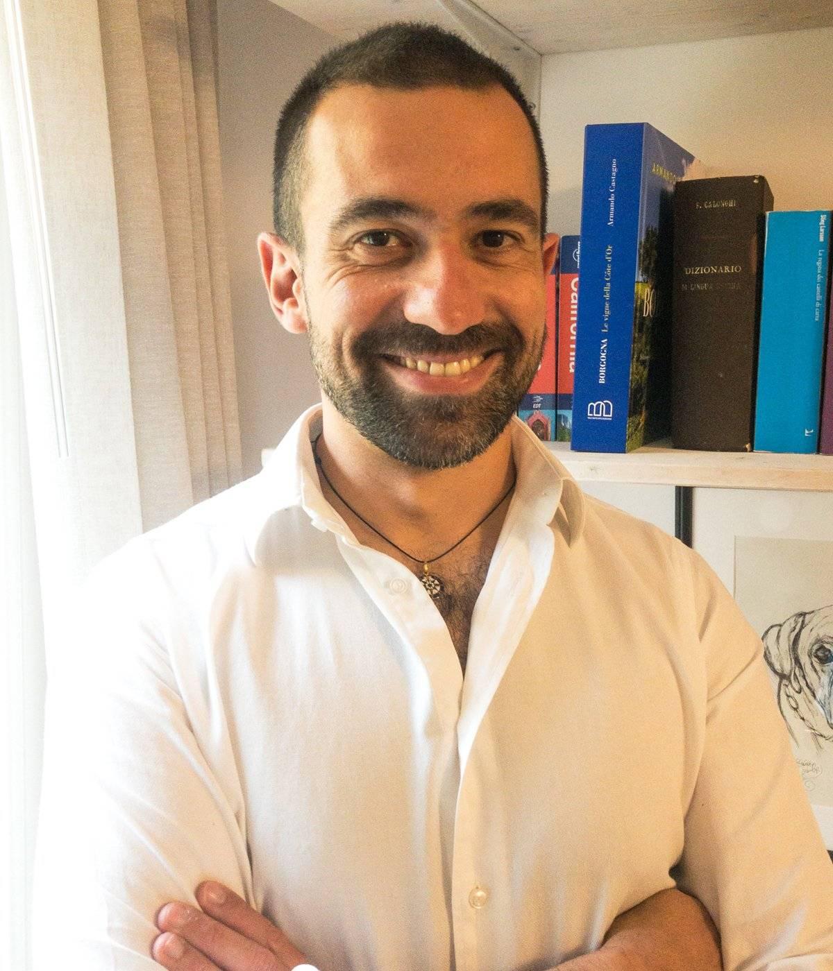 Riccardo Caliari 620Passi startup-news