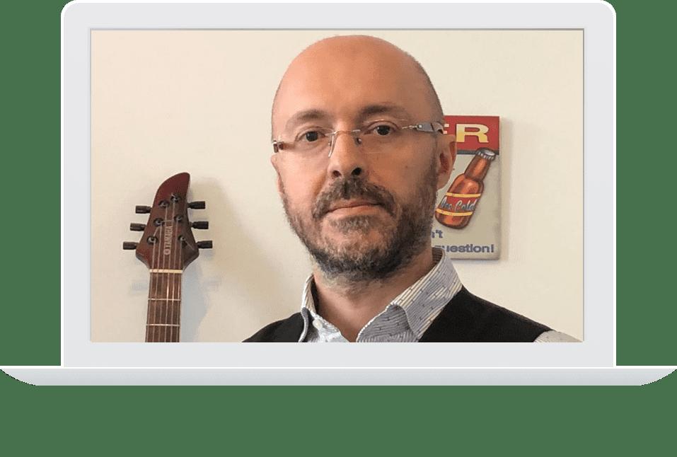Andrea Fattori, cofounder Link&Lead