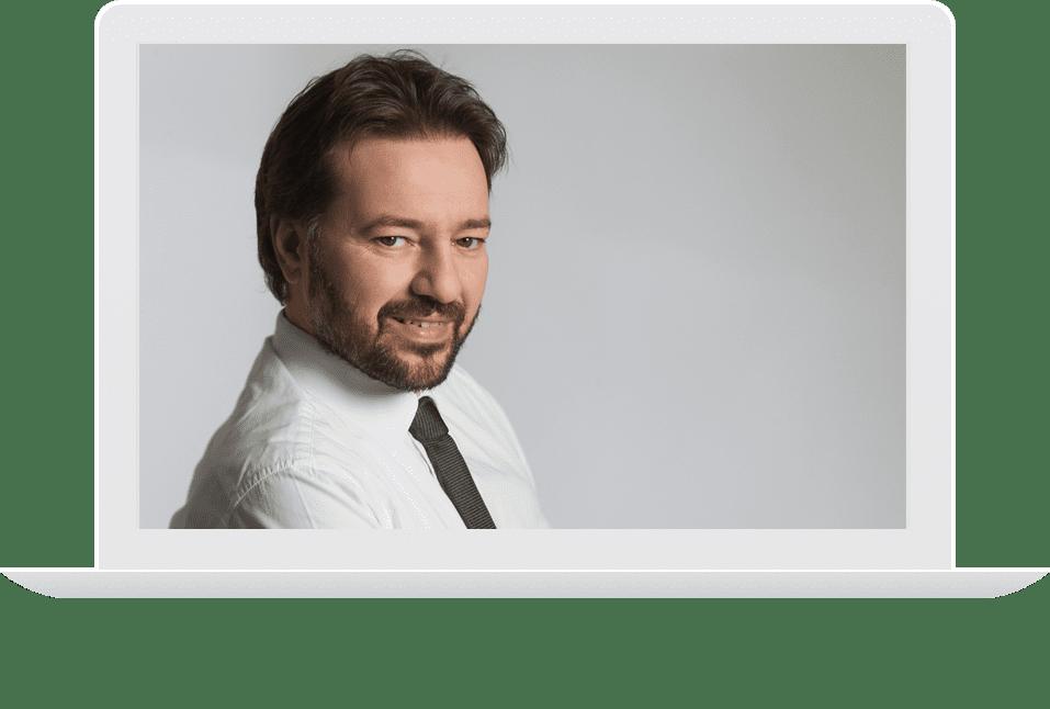 Gianluigi Bonanomi, cofounder Link&Lead