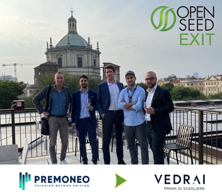Open Seed, dopo il crowdfundig arriva la prima exit